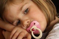 小女孩 免版税库存图片