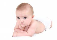 小女婴 库存照片