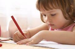 小学龄前儿童 免版税库存照片