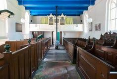 小室火腿的教会 免版税图库摄影