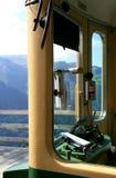 小室钝齿轮驱动器瑞士培训 免版税库存图片