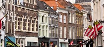 小室bosch城市荷兰 免版税图库摄影