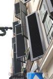 小室Haag地平线 库存照片