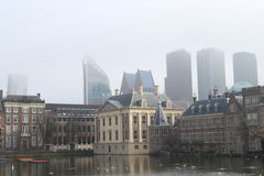 小室Haag地平线 图库摄影