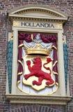 小室Haag,荷兰 库存图片