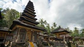 小寺庙在巴厘岛 免版税库存图片
