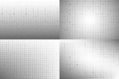 小小点半音传染媒介背景 覆盖物纹理 图库摄影