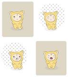 小小猫 免版税库存图片