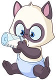 小小猫 免版税库存照片