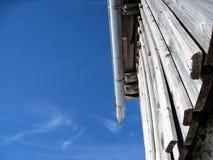 小屋在冬天4 免版税图库摄影