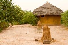 小屋在坦巴昆达 免版税库存照片