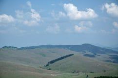 小山和山 库存图片
