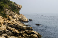 小山和海 库存照片