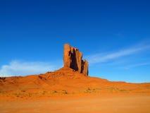 小山骆驼纪念碑谷 免版税库存照片