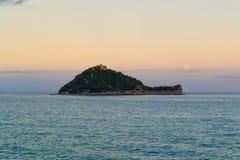 小岛 库存照片
