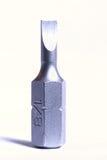 小平面的顶头的螺丝刀 免版税库存照片