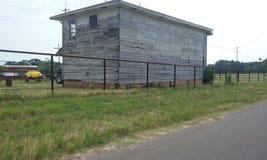 小得克萨斯农场 库存图片