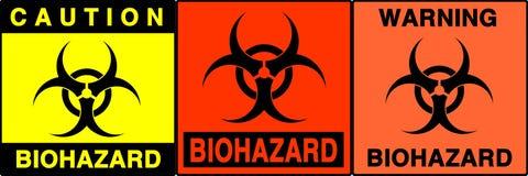 小心ii集合符号警告 向量例证