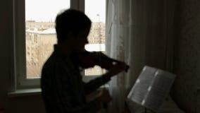 小提琴手 股票录像