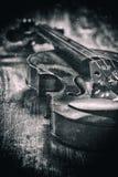 小提琴艺术, 免版税库存图片