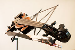 小提琴3 图库摄影