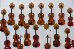 小提琴 库存照片