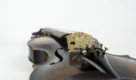 10小提琴 图库摄影