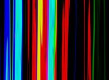 小故障荧光的背景 老电视屏幕错误 数字式映象点噪声摘要设计 照片小故障 电视信号 库存照片