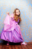 小时尚女孩 库存图片