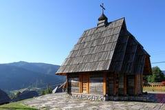 小木教会 库存照片