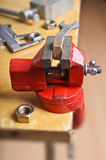 小机械传动器 免版税库存照片