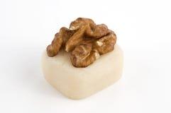 小杏仁饼甜点 库存图片