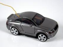 小汽车的rc 免版税库存图片