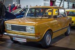 小汽车Simca 1000 1978年 免版税图库摄影