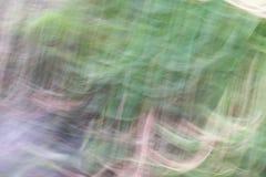 小河的水的表面的隐晦的图象 库存图片