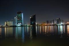 小河迪拜 免版税图库摄影