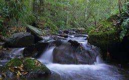 小河水,克罗地亚 图库摄影