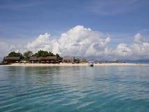 小海岛在安达曼海,泰国 免版税库存图片