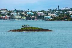 小海岛百慕大 库存图片