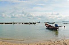 小海湾。 图库摄影