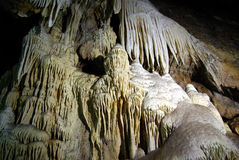 小海湾形成难以置信的岩石zuddas 免版税图库摄影