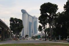 小游艇船坞海湾沙子,新加坡02 库存照片