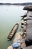 小游艇船坞3000 Bok在泰国 库存图片