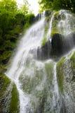 小瀑布瀑布 免版税库存照片