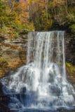 小瀑布,贾尔斯县,弗吉尼亚,美国 图库摄影