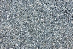 小灰色石渣背景 库存照片