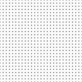 小点栅格传染媒介纸在白色背景的座标图纸 向量例证