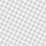 小点的无缝的样式 几何被加点的墙纸 免版税库存图片