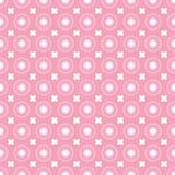 小点粉红色 皇族释放例证