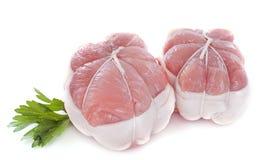 小牛肉paupiette 免版税库存照片